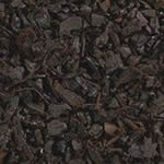Brown Rubber Playground Mulch
